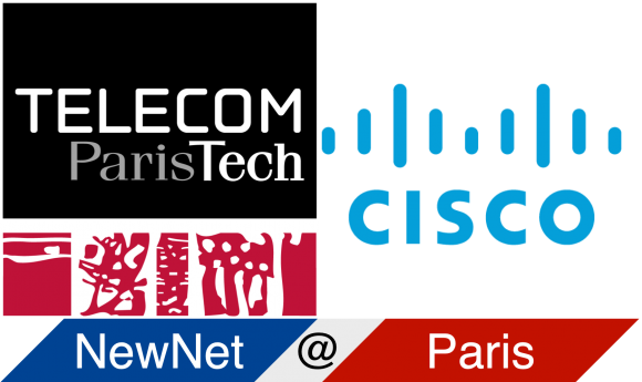 Cisco's Chair on Networks for the Future at Telecom ParisTech